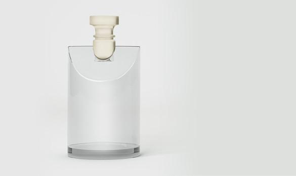 Prototipo profumo finito. Prototipazione rapida 3D a Brescia PROTOSEF