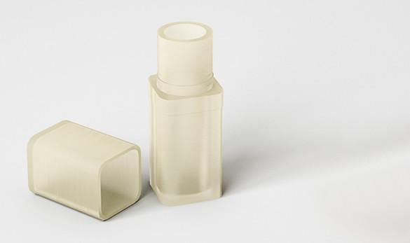 Prototipo rossetto. Stampa 3D a Brescia PROTOSEF